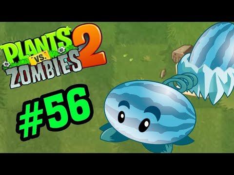 Plants Vs Zombies 2 Tập 56 - Winter Melon Dưa Hấu Băng - Hoa Quả Nổi Giận 2 Android, Ios