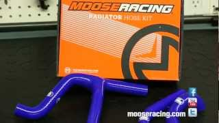 Moose Racing Radiator Hoses Kit Profile with Rodney Smith