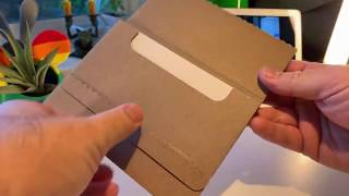 UNBOXING | Apple Titanium Credit Card Early Invite Video