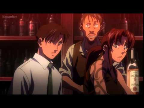 Black Lagoon OVA   Episode 1