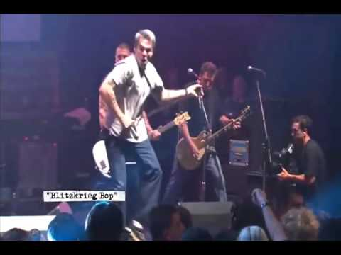 Henry Rollins Performs at the Johnny Ramone Tribute show