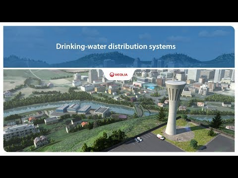 Drinking-water distribution systems | Veolia