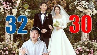 Почему КОРЕЙЦЫ так ПОЗДНО ЖЕНЯТСЯ? / Свадебная культура в Корее [Часть 1]