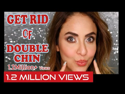 how-to-get-rid-of-double-chin-(results-in-7-days)-|-facial-exercises-to-reduce-face-&-jawline-fat