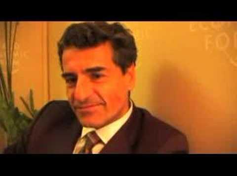 Davos07 - Andrès Velasco Minister of Finance of Chile