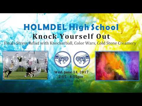 Holmdel High School: Knock Yourself Out