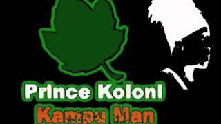 Prince Koloni Kampu Man