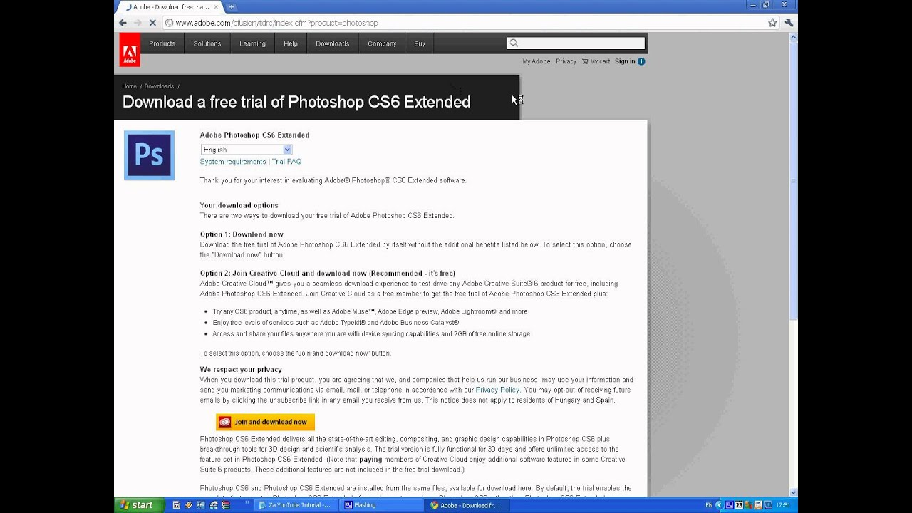 index of software adobe photoshop cs6
