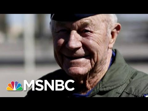 Chuck Yeager, Air Force Officer Who Broke Speed Of Sound, Dies At 97   Morning Joe   MSNBC