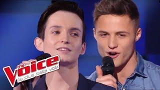 Jean-Jacques Goldman – Je te donne | Louis Jelmini VS Sacha Perez | The Voice France 2016 | Battle