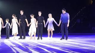Emotions on Ice 2018, Gala ending