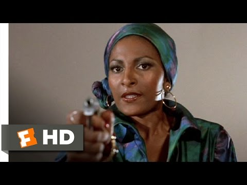 Foxy Brown - A Whole Lotta Woman Scene (4/11) | Movieclips