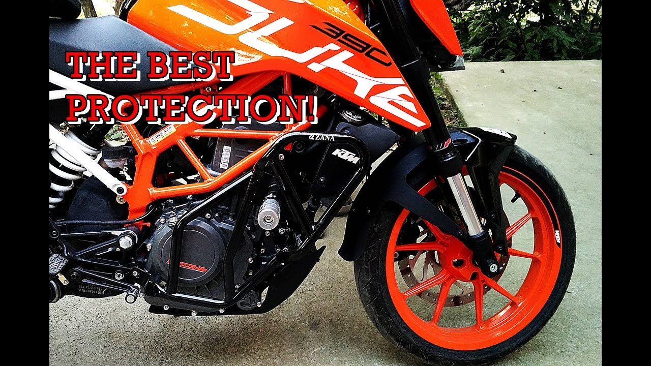 Motorcycle protection For KTM DUKE RC390 200 125 2014 2015 2016 2017 motorcycle slider frame sliders Engine Protective Guard cover Falling Protection