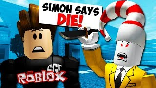 SIMON SAYS IN MM2 ROBLOX
