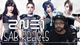2NE1 - Come Back Home ** Reaction**