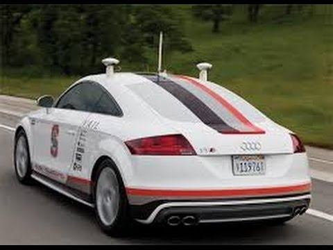 2014 AUDI Autonomous Driving Technology zFAS Explained