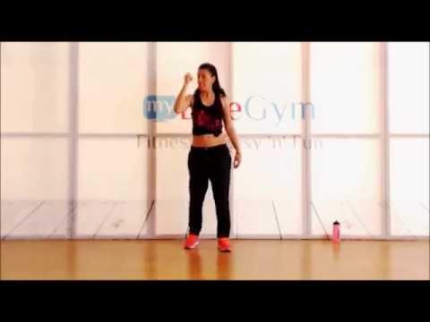 Χορός και γυμναστική Dance Fitness στο mygymgr