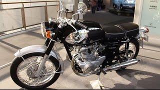1965 HONDA DREAM CB450 & Cutaway Engine