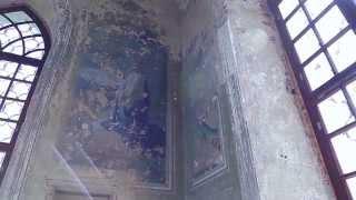 видео Храм Михаила Архангела (Белый Раст)