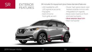 2019 Nissan Kicks Sr | Model Review