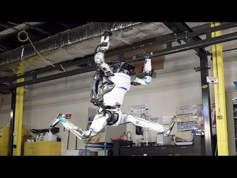 Is Atlas The World's Most Advanced Humanoid Robot With Artificial Intelligence Until Now?