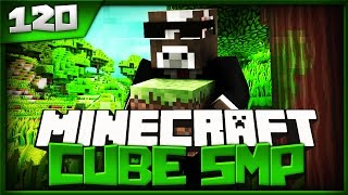 Minecraft Cube SMP - Episode 120 - Blowing Up Tomahawk