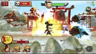 Samurai vs Zombies Defense Wave 27