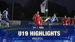 Highlights - 1. FC Union - U19 - Hertha BSC