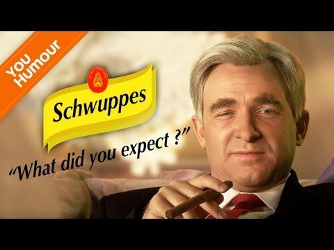 CLAP DE RIRES - Schwuppes agrume
