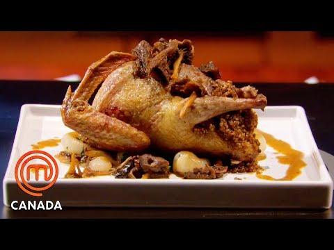 Pigeon Or Monkfish? 🤔 | MasterChef Canada | MasterChef World