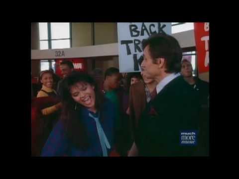 Fame TV Series Reunion - Nia Peeples and Carlo Imperato