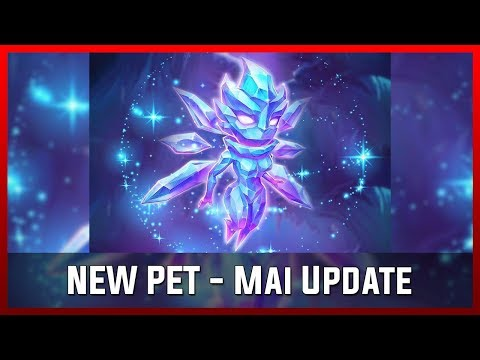 NEW PET - Mai Update Sneek Peak | Castle Clash [Deutsch]