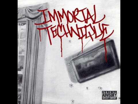 Immortal Technique - The Cause of Death HQ