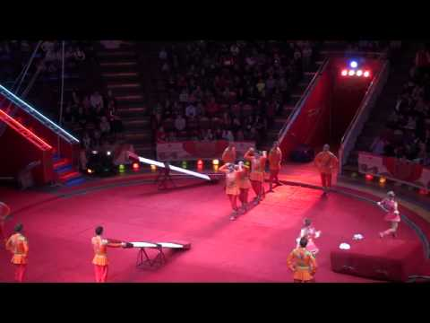 Most Amazing Circus Act You've Ever Seen