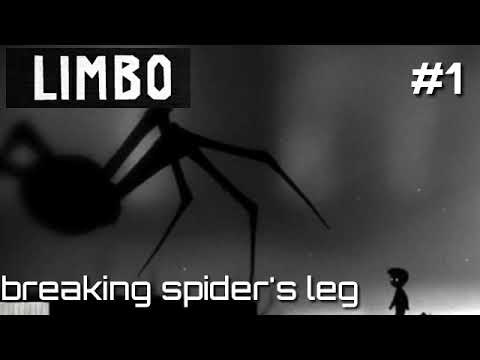 Playing Limbo Breaking Spiders Leg #1 ||AI AMAZING INVENTION||