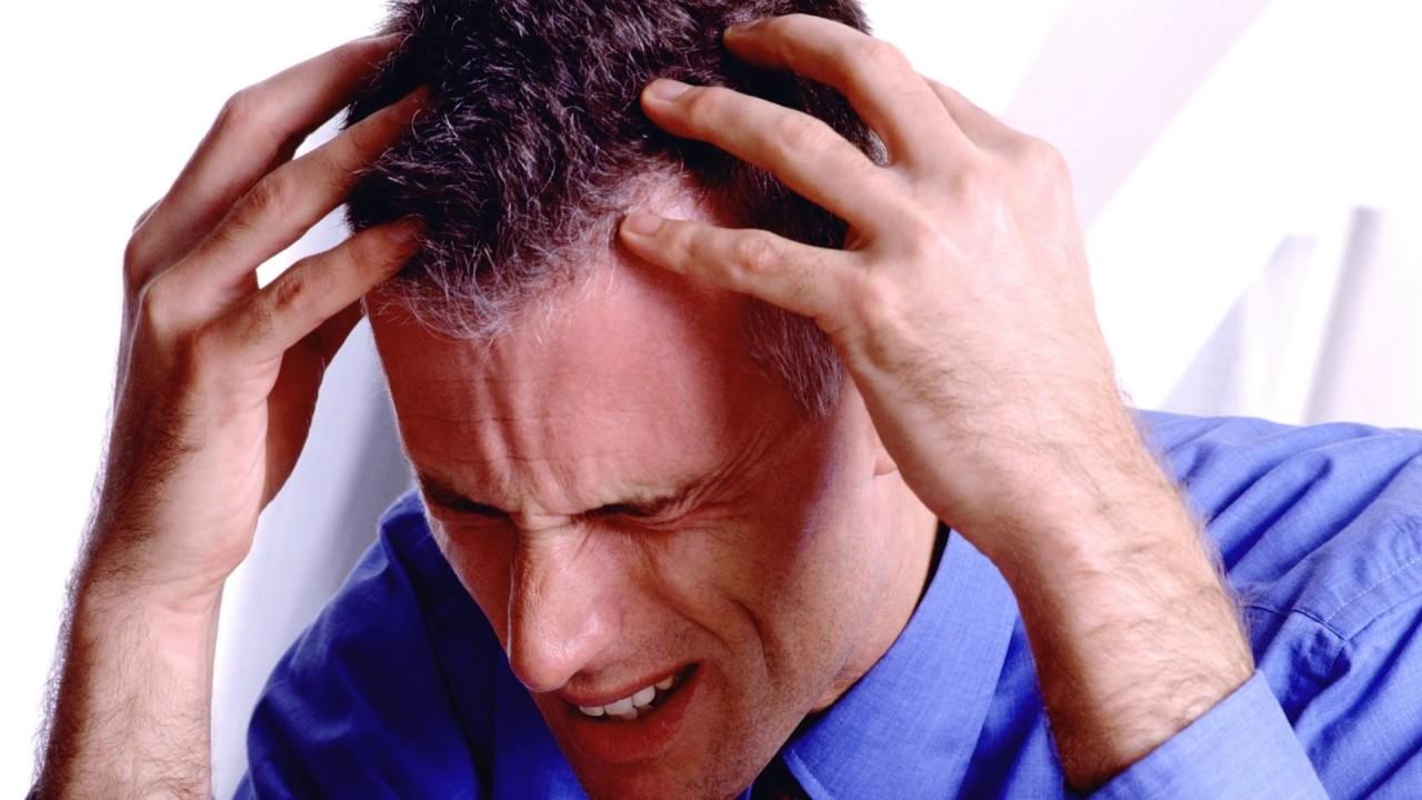 Давление снизилось а голова болит