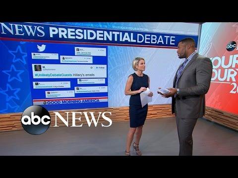Presidential Debate | Biggest Moments on Social Media