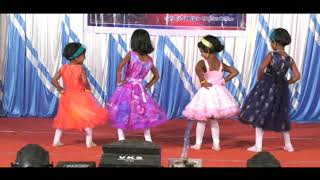 I love you mummy dance teachers with pupils glps kakkadampoyil