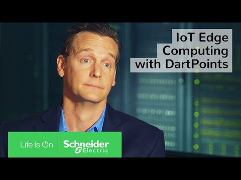 Internet of Things (IoT) & EcoStruxure: IoT Edge Computing with DartPoints | Schneider Electric