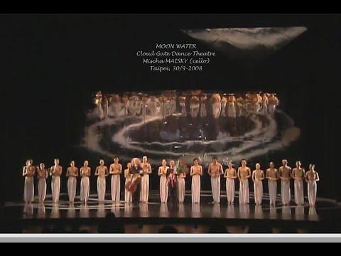 """Moon Water"" ballet by Cloud Gate Dance Theatre (COMPLETE) with Music by Johann Sebastian BACH"