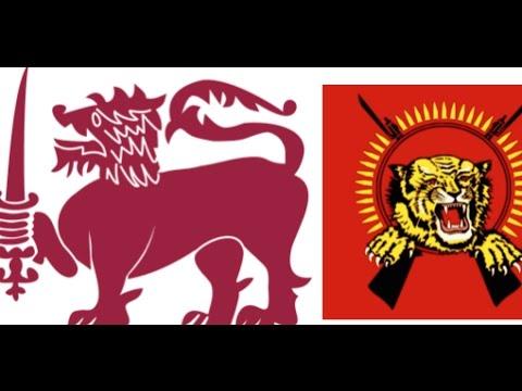 Sri Lankan Civil War - LTTE (English)