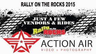 Rally on the Rocks 2015 Moab Utah (Just a few Vendors & Rides) Offroad Trails