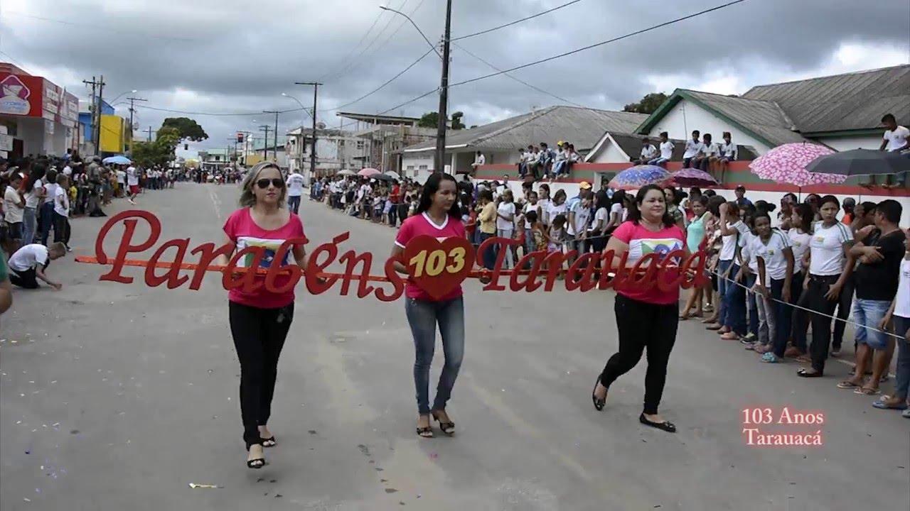Resultado de imagem para desfile centenario de tarauaca