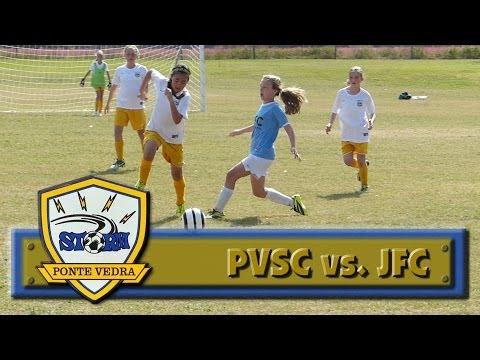 PVSC U11 Girls Region Cup 2014 Championship vs JFC Ocala FL