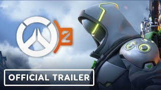 "Overwatch 2 - Official Cinematic ""Zero Hour"" Trailer 