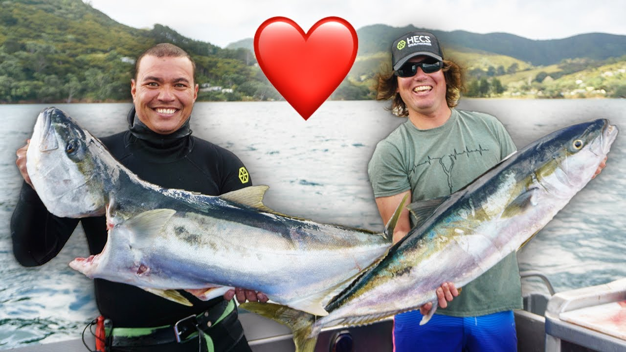 """""""Ryan Myers x Justin Lee Love Story"""" {SPEARFISHING NEW ZEALAND NATIONALS}"""