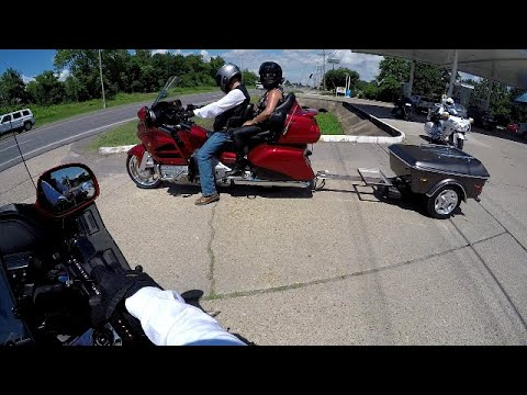 Caliente Riders Leaving Sikeston Missouri