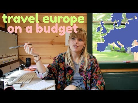 How to Travel Europe on a Budget (Cheap Flights, Student Discounts, & More)