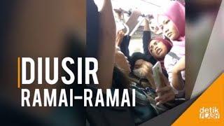 VIral Video Pelaku Pelecehan Seksual Diusir dari KRL MP3