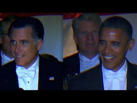 Raw Video: See Mitt Romney